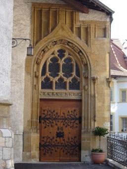 Eglise St Benoît