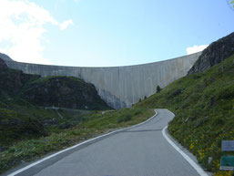 barrage de Moiry