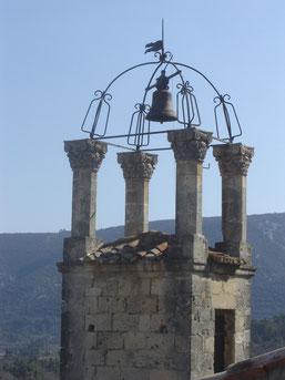 le beffroi et son campanile (XVIIIème)