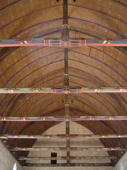 """le """"plafond"""" de la Salle des Pauvres"""