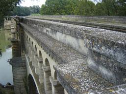 l'Orb et le pont canal