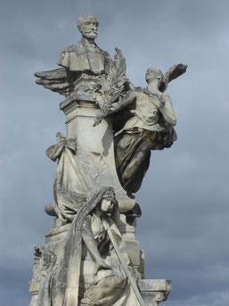 la statue de Carnot