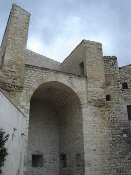 la Tour du Safre (XIVème siècle)