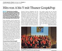 Konzertauftritt 2015
