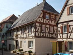Faust Geburtshaus