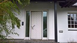 Haustüre vorher in Dormagen
