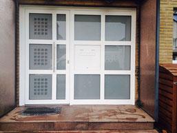 72 Haustüre in Mettmann nachher