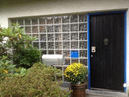Türe in Wuppertal vorher
