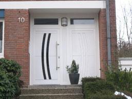 58 Haustüre in Tönisheide nachher