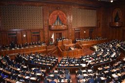 青山繁晴:国会