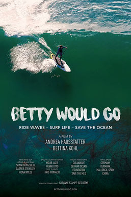SUP & SURF Film «Betty would go»