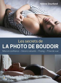 mon livre les secrets de la photo de boudoir aux éditions eyrolles