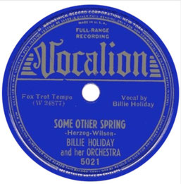 some other spring-jazz irene kitchings-billie holiday