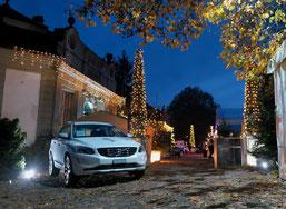 Volvo-Husky-Edition-/ Weihnachtsausstellung