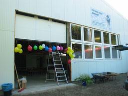 Eingeweiht und eröffnet am 18.5.2014