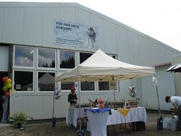 Eröffnungsfeier Nothilfestation Polarhunde Gauselfingen