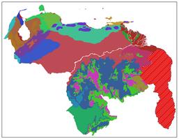 ECOREGIONES DE VENEZUELA