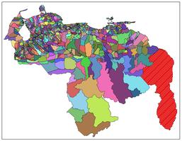 PARROQUIAS DE VENEZUELA