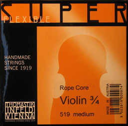 Cordes Thomastik Superflexible Violon