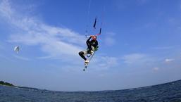 Kitesurfen lernen Ostsee