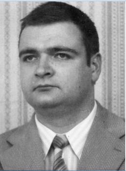 Oberstleutnant der Staatssicherheit Peter Romanowski