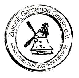 Stempel_Zukunft Gemeinde Grebin_Verein_Logoentwicklung