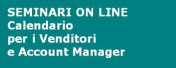 Seminari on line - Venditori