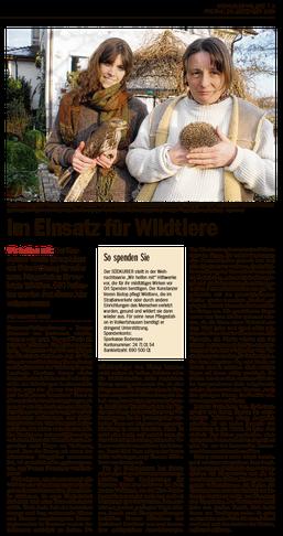 Südkurier, 20.12.2013