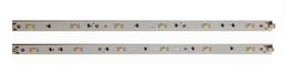 Barra LED con 12 Power led da 1W