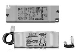 Kit Luce LED Emergenza Lampadine GU53 Serie ELL