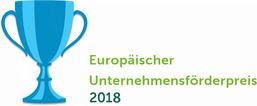 Logo Europäischer Unternehmensförderpreis