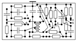 QRP усилитель трансивера