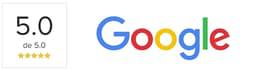 avis google 5 étoiles pour woodiny