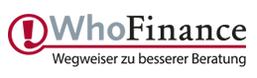 Who Finance - Ihr Wegweiser zu besserer Beratung bei MAYERCONSULT