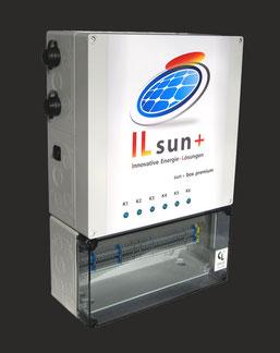 IL sun+ box premium