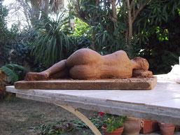 nouveausculpteur.blogspot.fr/sculpture argile femme nue allongée