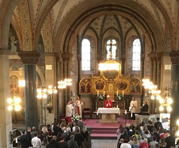 Kirchenchor, Firmung, Weißenthurm