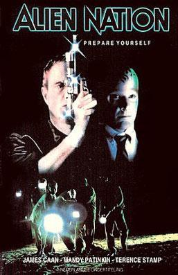 """Poster von """"Space Cop L.A. 1991"""" (Alien Nation, USA 1988) von Graham Baker"""