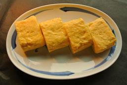 厚焼き玉子 自家製 一品料理
