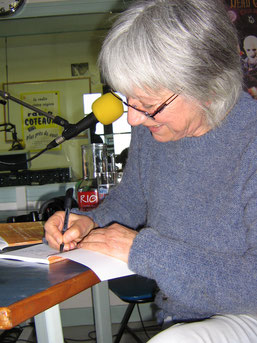 Interview Radio Coteau mars 2013