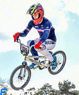 Titouan Blanchod | BMX (Palmarès 2016)