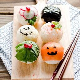 Halloween eten