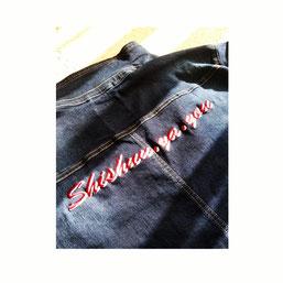 作業着 作業服 ポロシャツ  柔道着  帯 ネーム 刺繍 東京