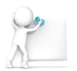 Pinwand, Notiz, Jobangebot, Jobsuche, Jobbörse