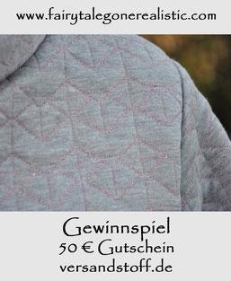 Adventsgewinnspiel Nähen Gutschein Versandstoffde Adventspulli Outfit Modeblog Passau