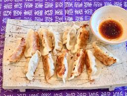 gyoza, dumpling, dumplings