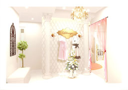 DRESS RENTAL / Liliage様 恵比寿店