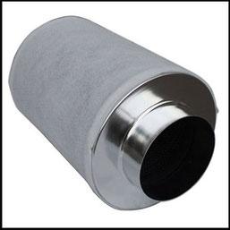 filtro antiodore ai carboni attivi