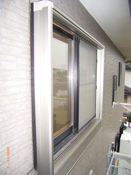 インスペクション 窓のリフォーム