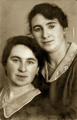 Frieda und Gertrud Löwenberg lebten in Rehburg. Ihnen gelang die Flucht vor den Nazis.